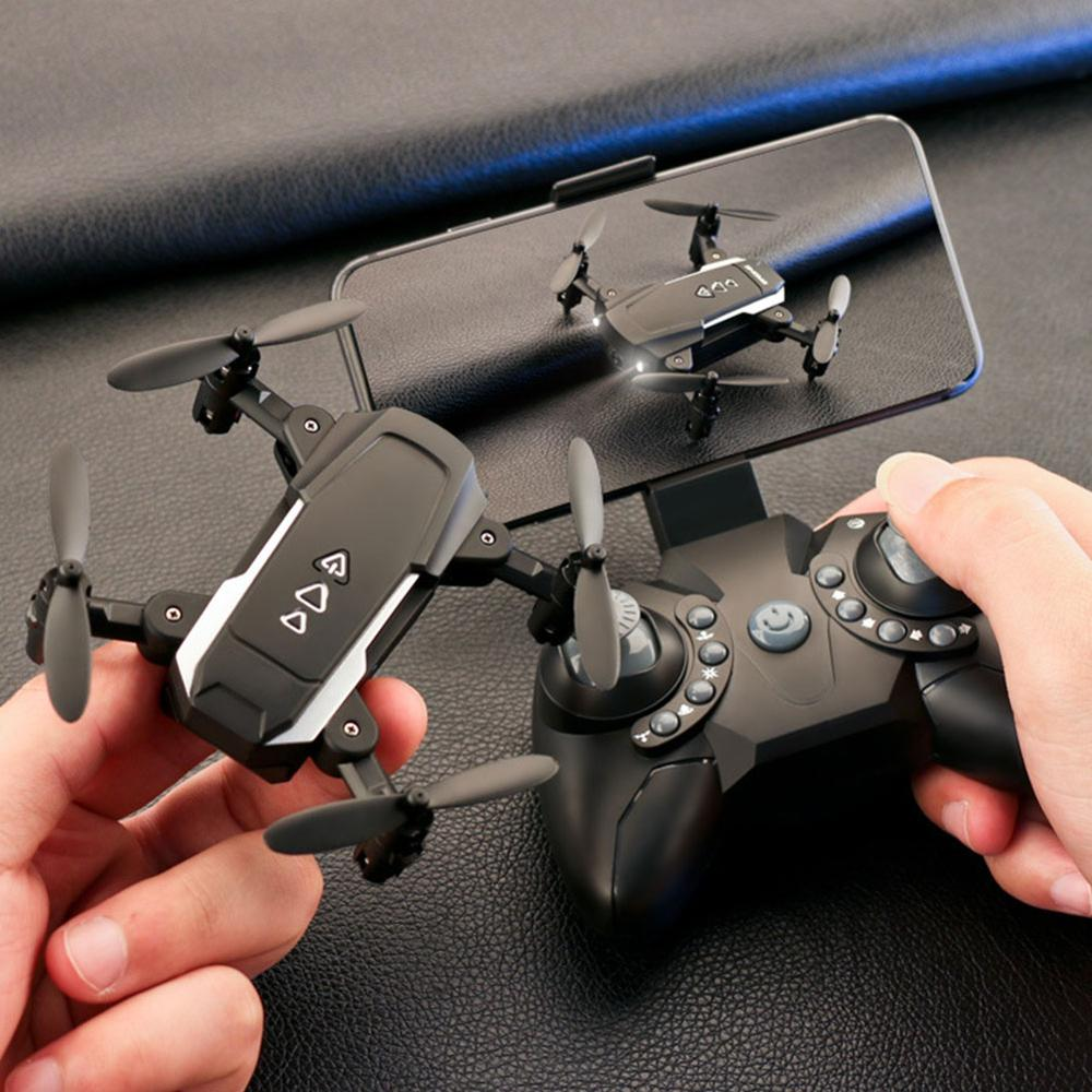 KK8 Mini Drone WIFI FPV Camera ajustable Speed Gesture Photo Gravity Induction RC Helicopter Wide Angle Quadcopter For child