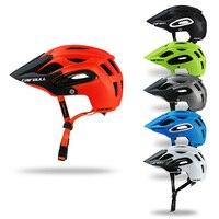 CAIRBULL oddychający bezpieczeństwo integralnie formowany ultralekki kask profesjonalny kask rowerowy MTB Sport wyścigi kask rowerowy w Kaski rowerowe od Sport i rozrywka na