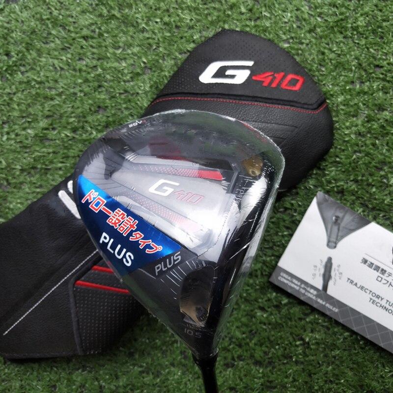Golf driver 410G carlin clubs de golf 9/10. 5 loft R SR S X Graphite arbre envoyer couvre-tête livraison gratuite