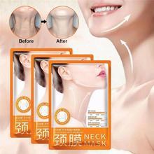 Neck Mask Anti Wrinkle Skin Care Whitening Nourishing Best Neck Cream Tighten Neck Lift Neck Firming Wholesale