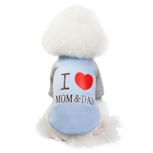 Soft Knitted Winter Dog Clothes Warm Coat Small Sweater Shih tzu Pug Poodle Puppy Jacket Pet Jumper For Cat
