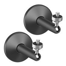 KIWI design 2Pack Aluminum alloy Security Alro Camera Wall CeilingMount ,Rotating outdoor/ indoor wall mountcamerabracket