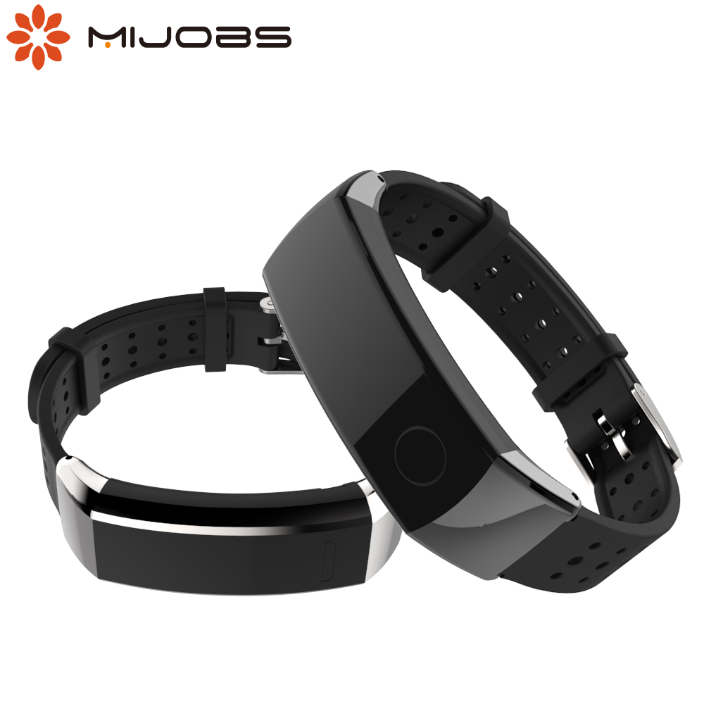 For Huawei Honor Band 3 Strap For Huawei Sport Band 2 Pro B19 B29 Strap Silicone Wrist Bracelet For Honor Wristbands Accessories