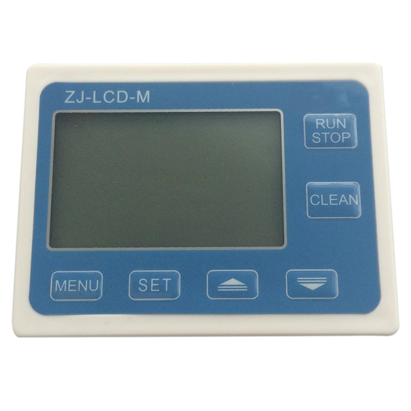 Control Flow Sensor Meter Lcd Display Zj-Lcd-M Screen For Flow Sensor Flow