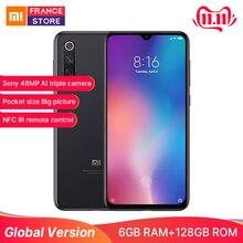 Globale Versione Xiao mi mi 9 SE 6GB 128GB Smartphone Snapdragon 712 5.97 AMOLED 48MP Triple MACCHINA Fotografica 3070mAh Del Telefono Mobile Android