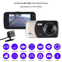 "Car dvr 100% original novatek auto camera 1080P 2.7"" full hd dash cam dvrs video recorder registrator avtoregistrator registrar(China)"