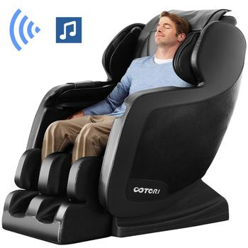 цена на 【USA in Stock】OOTORI Zero Gravity Massage Chair,Full Body Shiatsu Electric Massage Chairs with Vibration Heating &Foot Roller