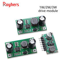 1Pcs 3W 5V-35V LED Driver 700mA DC-DC PWM Module Dimming Input Step-Down Constant Current Electronic Components Diy PCB 1W