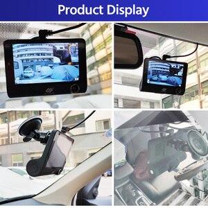 Image 4 - E ACE B28 רכב Dvr מצלמת דאש 4.0 אינץ וידאו מקליט אוטומטי מצלמה 3 מצלמה עדשה עם מצלמה אחורית Registrator dashcam DVRs
