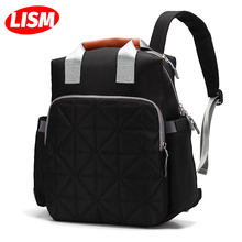 Multifunction Women Backpack Mummy Diaper Bags For Baby Care Fashion Vintage Backpack Teenager Schoolbags Girl Bags