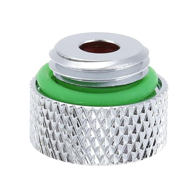 G1/4 Thread Vent Valve Auto Exhaust Connector Plug PC Computer Liquid Water Cooling System Accessory
