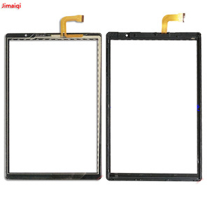 Image 2 - 10.1 inç Teclast P10HD 4G / Teclast P10S LTE tablet harici dokunmatik ekran paneli dış Digitizer cam sensör yedeği