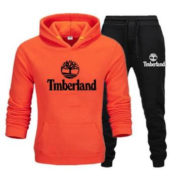 NEW Sport Men's hoodie+pants Sets 2 pieces Autumn Running tracksuit Sweatshirt Set Gym Clothes Men Sport Suit men Track Suit 26