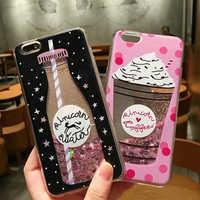 Love Heart Stars Glitter Stars Case For Samsung Galaxy A71 A51 A10E A20 A30 A40 A50 A60 A70 A80 A90 A30s A50s A70s A6 A7 A8 A9
