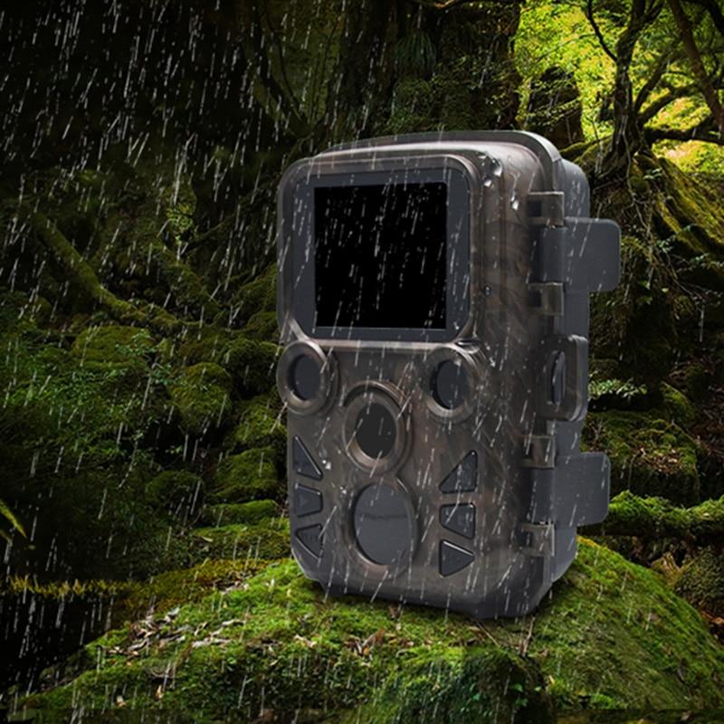 Mini 300 câmeras de caça 12mp 1080p