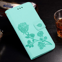 Red Rose Case for Huawei Honor Bee 4A Y5C Y541 Holly 2 Plus TIT-AL00 8 9 Lite 9i