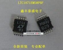 100% New Original In Stock  LTC1871EMS#PBF LTC1871  Marking:LTSX MSOP 8
