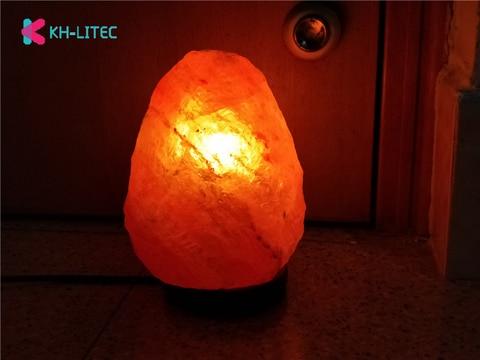 colorde cristal rochas lampada pode ser escurecido