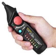 Détecteur de tension sans contact AC 12/48V-1000V, AVD06, double Mode, testeur NCV Auto/manuel, contrôle de fil en direct, sensibilité réglable