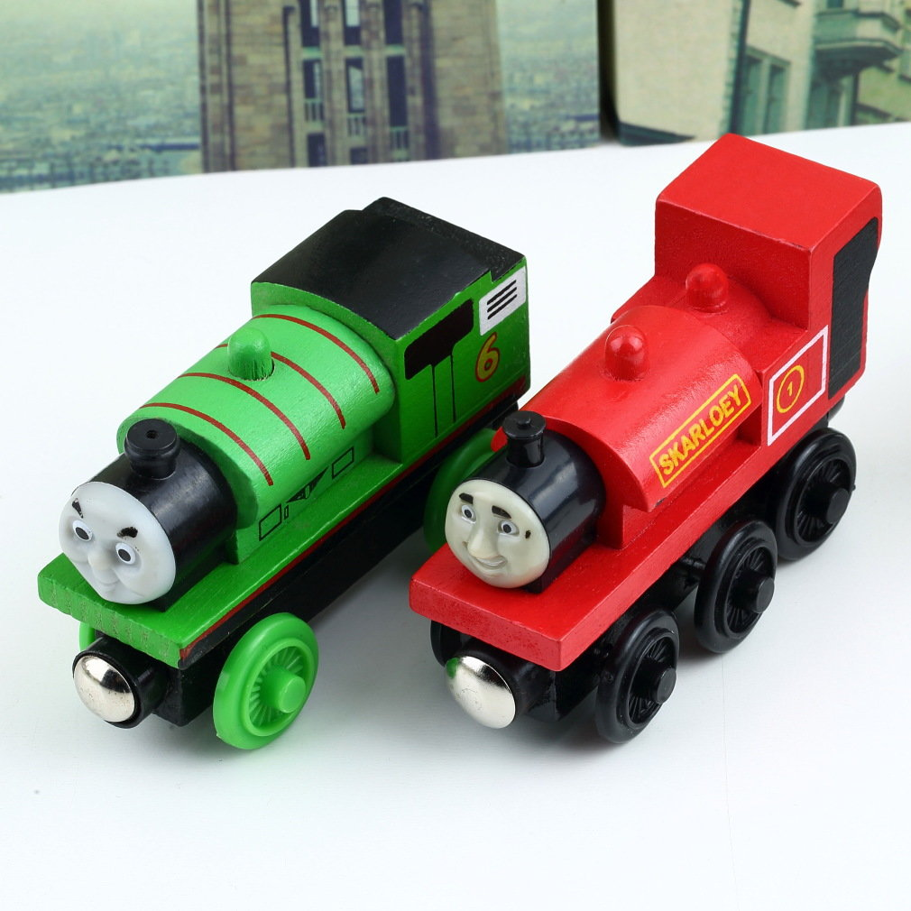 2019 Hot Diecast Vehicles Toy Wheels Thomas Train Red For Children Toy Car T109D Truck Locomotive Engine Railway Toys For Kids