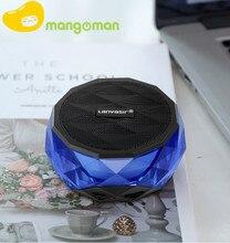 цена на Mangoman Waterproof Bluetooth Speaker Portable outdoor Rechargeable Wireless Speakers Soundbar Subwoofer Loudspeaker MP3 Speaker
