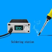 Maintenance of T100 Intelligent Welding Platform with Adjustable Constant Temperature Digital Display and T12 Digital Display