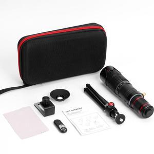 Image 5 - ALLOET 4K HD 36X Optical Zoom Camera Lens Telephoto Lens Mobile Telescope Phone for iPhone 11 X Smartphone Cellphone lente para