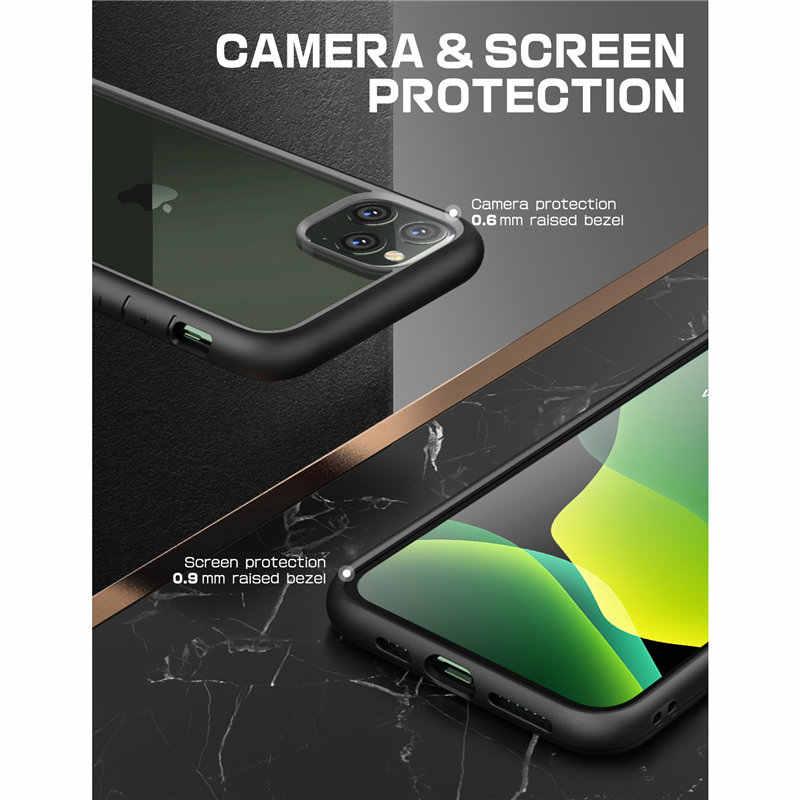 Cho Iphone 11 Pro Max 6.5 Inch (Phát Hành Năm 2019) bảo Vệ SUPCASE UB Phong Cách Cao Cấp Lai Ốp Lưng Bảo Vệ Ốp Lưng Trong Suốt Nắp Lưng Caso
