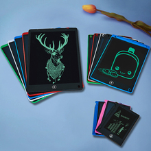 Drawing Tablet lcd Writing Tablet Electronics Digital Graphic Tablet Board Drawing Pad Ultra Thin Portable Hand Writing Gifts