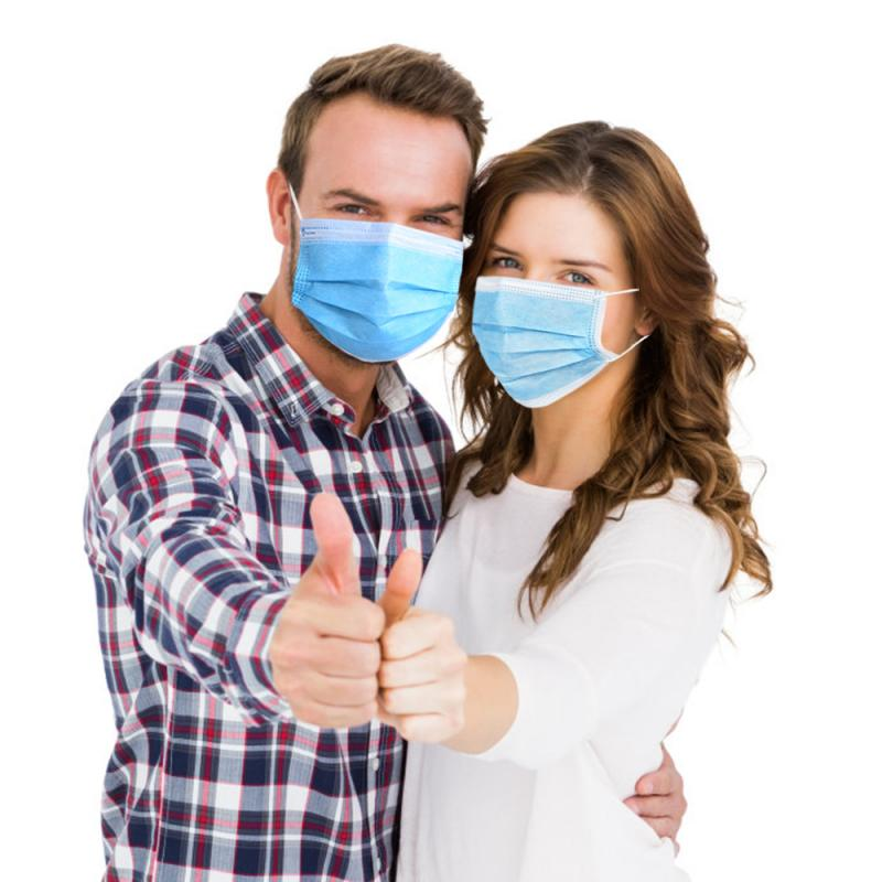 1/50pc In Stock Mask Face Mask PM2.5 Anti-fog Dust Masks Mask For Men Women Similar To Mask