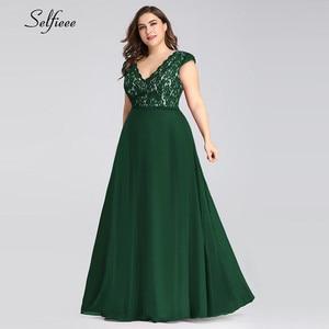Image 4 - Plus Size Dresses For Women Summer Beach Dress Elegant A Line V Neck Sleeveless Long Boho Dress New Fashion Black Lace Dress
