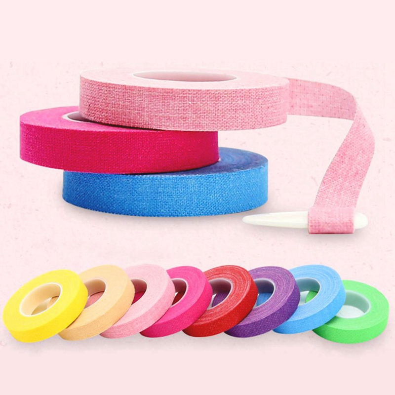 1cm*5m Sports Binding Elastic Tape Roll Muscle Strain Injury Breathable Hypoallergenic First Aid Bandage