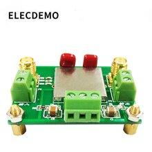 Tlc2652 módulo de aquisição de sinal fraco amplificador módulo dc amplificador de amplificação de sinal chopper função placa demonstração