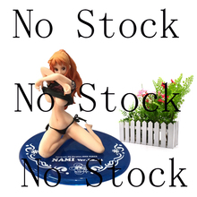 Anime One Piece POP Nami BB Ver. PVC Action Figure Swimsuit Sexy Collectible Model Christmas Gift Toy girl kalifa swimsuit bb ver megahouse mh cp9 one piece luffy nami boa hancock naruto pvc action figure model 30 12