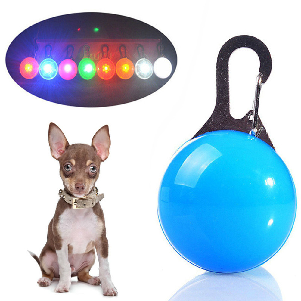 1pcs Pet Collar Pendant LED Dog Collar Night Light Pendant Security Luminous Pendant Collar Pet Supplies Dog Accessories|ID Tags| - AliExpress