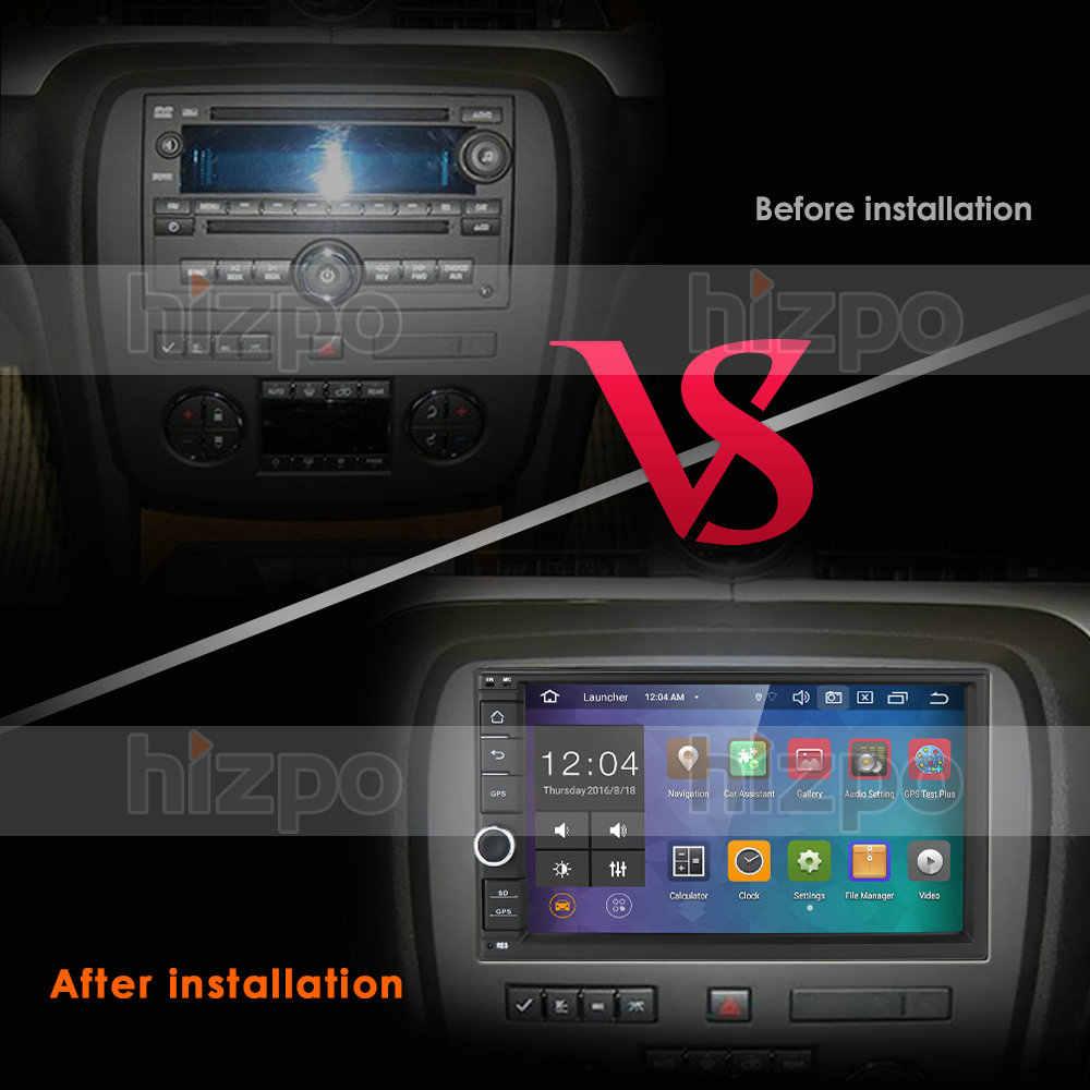 "7 ""Android 10.0 OCTA Core 4G RAM 64G ROM Universal Double 2 DIN สำหรับ Nissan รถเสียงสเตอริโอ GPS นำทางวิทยุรถมัลติมีเดีย"