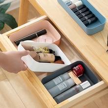 Drawers Organizer Box Tableware Makeup Kitchen Plastic Worthbuy-Storage