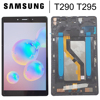 Originale per Samsung Tab A 8.0 2019 T290 T295 SM-T290 SM-T295 schermo LCD Touch Digitizer vetro Assembly + Frame
