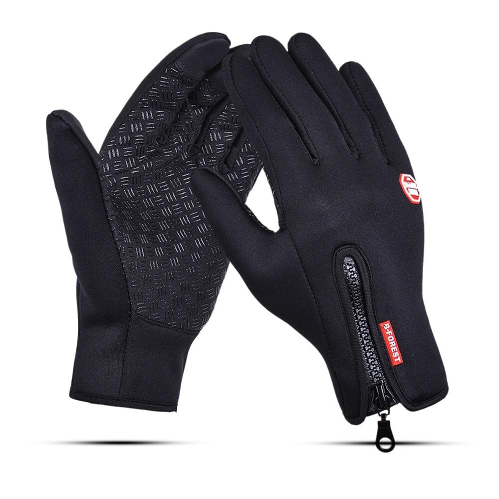Ski Gloves Snowboard Gloves Women Men  Winter Motorcycle Riding Waterproof Snow Windstopper Camping Leisure Mittens New