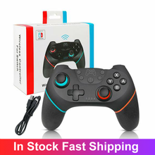 2020 Newest Gamepad Wireless Bluetooth Game Handle Switch Remote Controller Joypad Designed For Nintendo Switch Controller