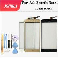 5,5 дюймов 100% ТЕСТ ОК для Ark Benefit Note1 Сенсорная панель экрана для замены для Ark Note 1
