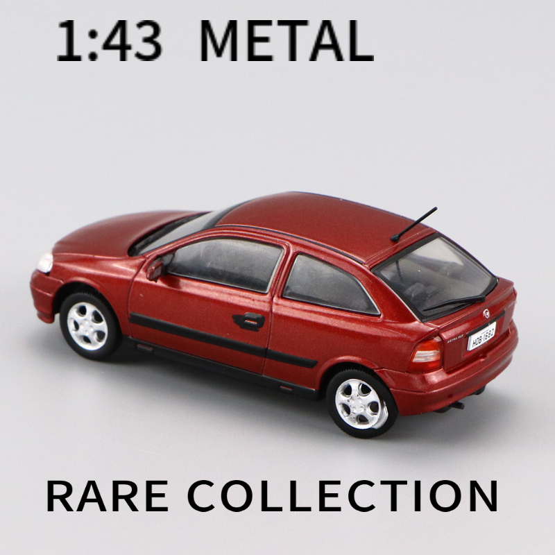 1:43 CHEVROLET ASTRA 1999 DIECAST CAR MODEL COLLECTION TOYS FERFECT SIZE AND WEIGHT