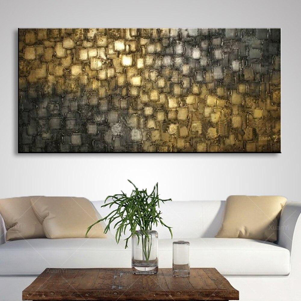 Handmade Oil Painting On Canvas Modern