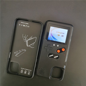 Image 4 - Rétro Affichage Polychrome Jeu étui pour iphone 11 pro max 11 Pro 11Pro X XR XS MAX 6 7 8 Plus Étui 36 Jeu Classique garçon housse