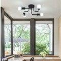 Новинка  железный потолочный светильник для кухни  креативный Лофт  светильник для комнаты  украшение для гостиной  домашний декор  светиль...