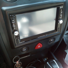 2 Din автомобильный аудио Радио Панель подходит для Renault Megane 2 II 2002 2003 2004 2005 - 2009 стерео рама Панель плиты Даш Установка