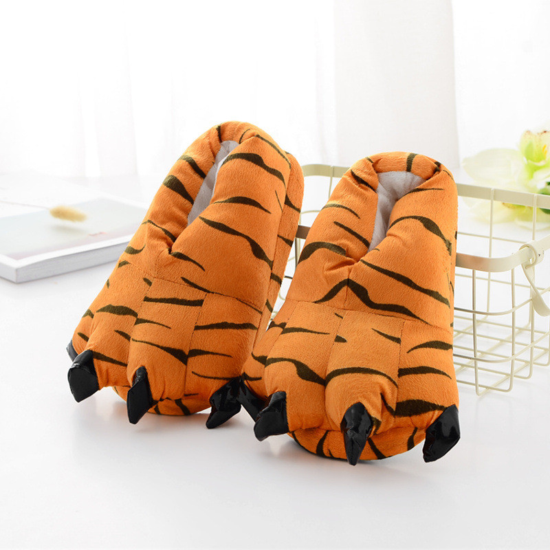 Tiger Paws Slippers