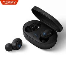 A6S Bluetooth 5.0 gaming headphones Stereo wireless earphones  Mini headphones in Ear 3d Stereo headset IPX4 waterproof earphone цена и фото