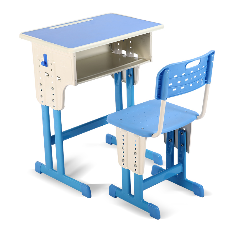 Children's Learning Table Tutorial Class Training Table School Desk Chair Trusteeship Class Primary And Secondary