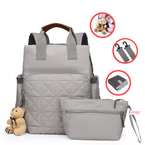 Image 1 - Múmia mochila grande capacidade maternidade fralda do bebê bolsa de viagem tote designer de enfermagem saco de carrinho de fraldas para cuidados com a mãe bebe